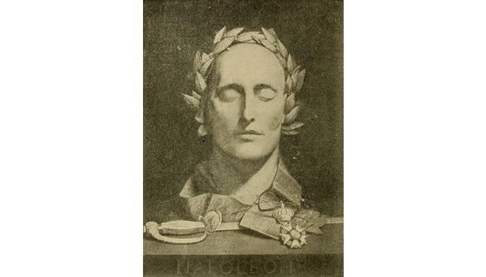 Masca mortuara Napoleon