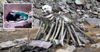 Misterul Lacului cu schelete se adâncește după rezultatele surprinzătoare ale testelor ADN