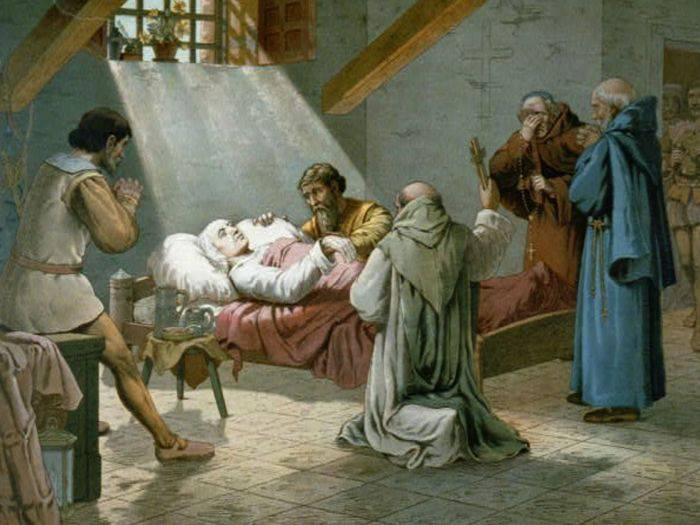 Moartea lui Cristofor Columb