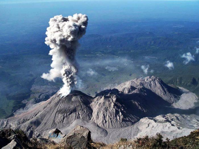 Vulcanul Santa Maria