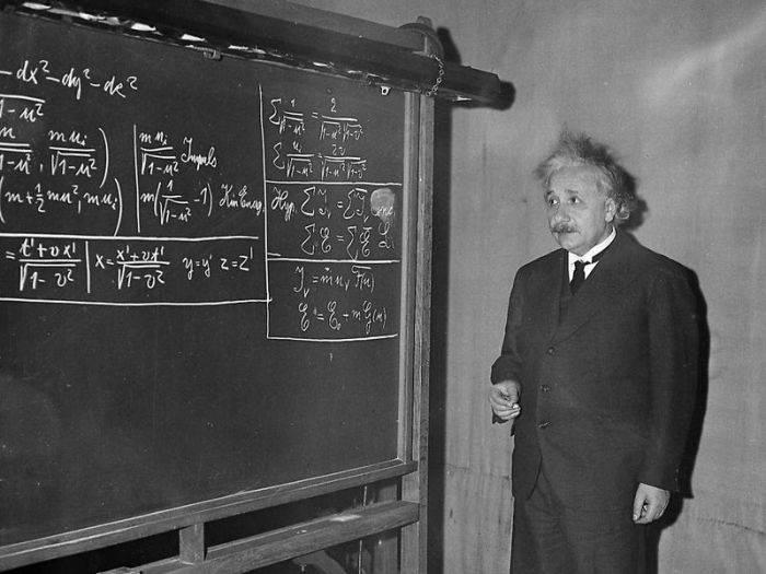 curiozități despre Albert Einstein