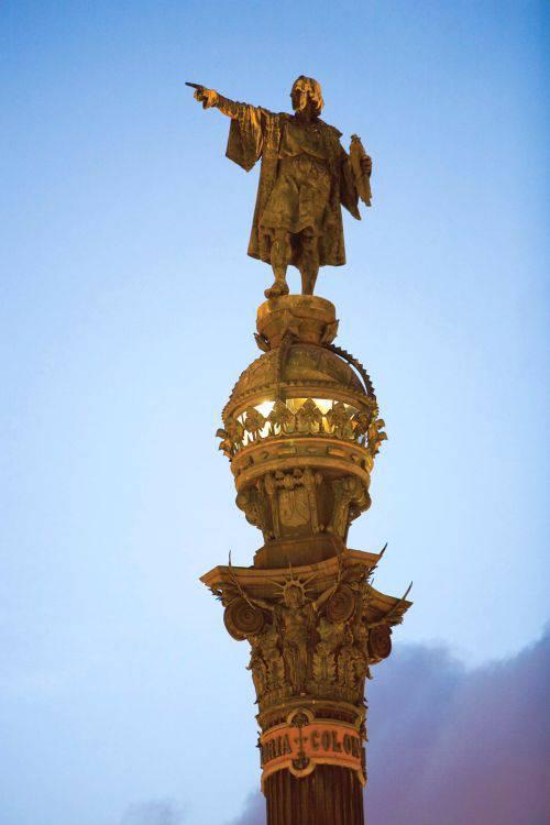 curiozități despre Cristofor Columb