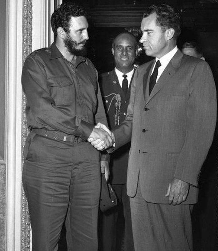 curiozități despre Fidel Castro
