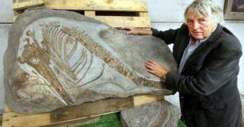 """""""De frica lui Dumnezeu"""", această fosilă de dinozaur a fost ținută ascunsă 170 de ani"""