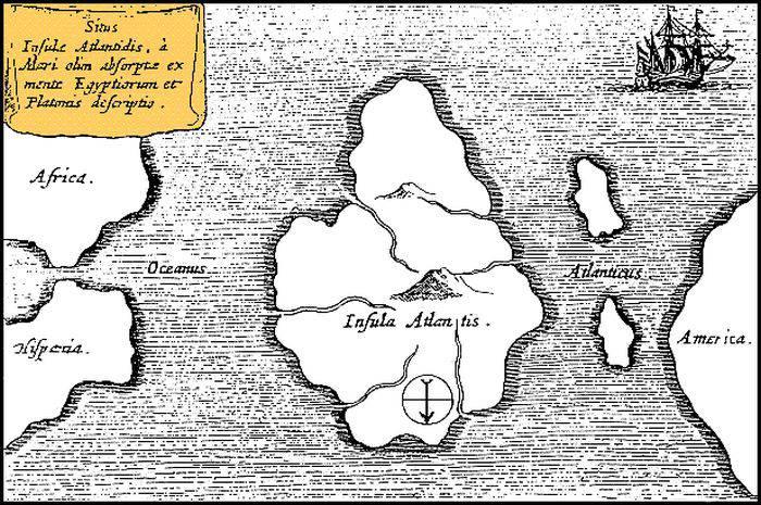 Adria Mare, continentul dispărut