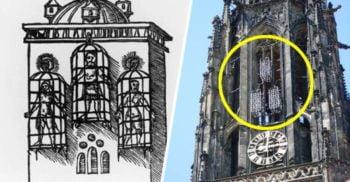 Biserica din Munster și cuștile oribile în care 3 rebeli au putrezit 50 de ani
