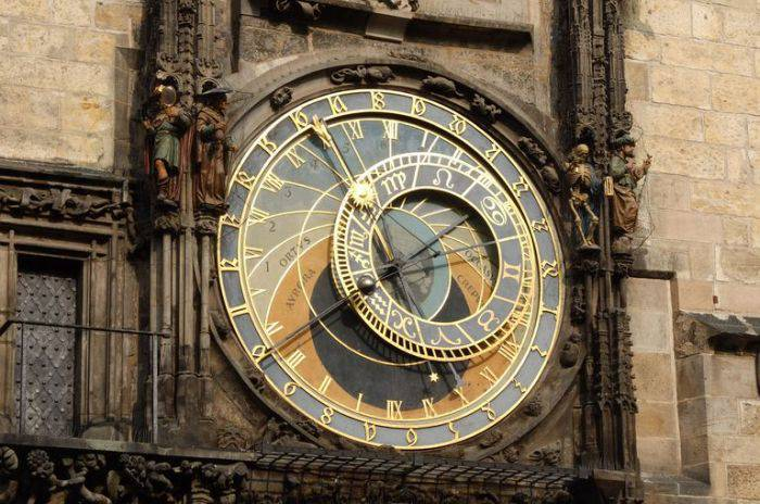 Ceasul astronomic din Praga