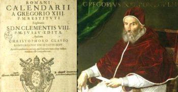 Cele 10 zile care au dispărut: Cum am trecut la calendarul gregorian