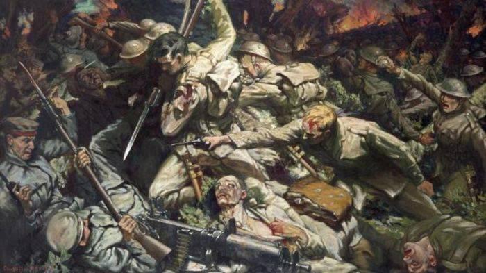 cele mai sângeroase bătălii