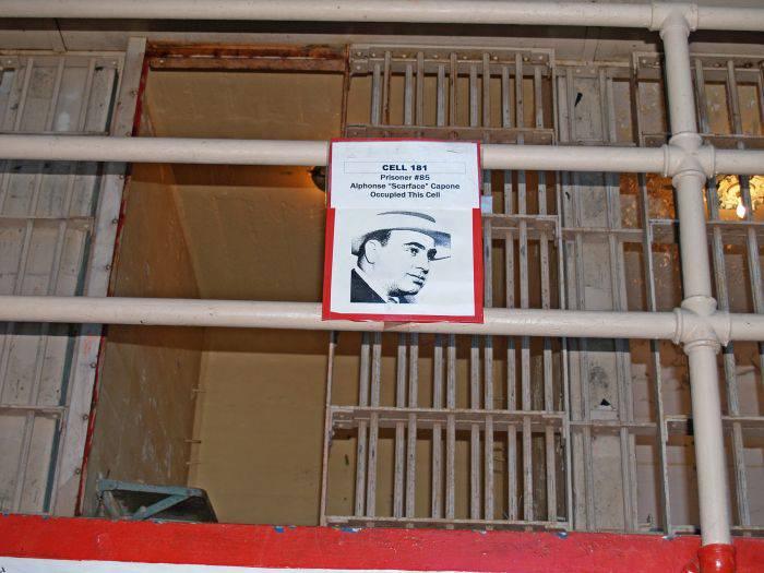 Celula Alcatraz