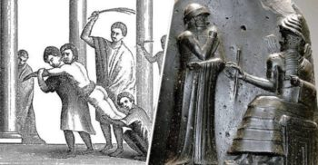 Codul lui Hammurabi sursa legii ochi pentru ochi