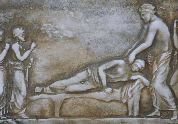 Doctori grecia antica
