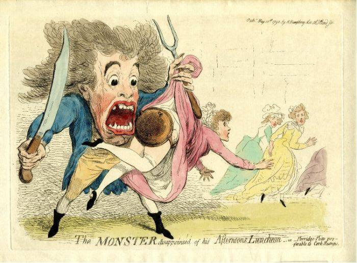 Isterie in masa - Monstrul din Londra
