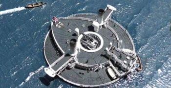 Navele de război circulare, proiectul SF eșuat al rușilor