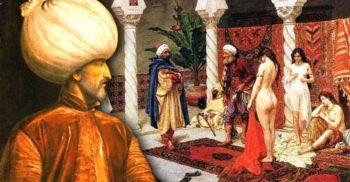 Nebunia din Imperiul Otoman: Sultanii crescuți de mici în cușcă