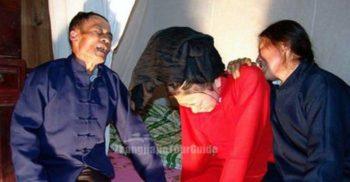 Nunțile Tujia, unde miresele și rudele lor plâng și înjură câteva zile