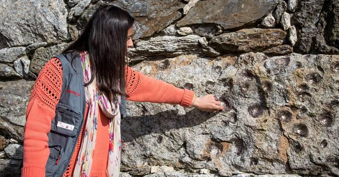"""Pedras Parideiras, stâncile care """"nasc"""", un fenomen bizar observat în Portugalia FEATURED_compr"""