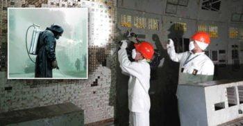 Ucraina a deschis pentru turiști camera de control a reactorului 4 de la Cernobîl