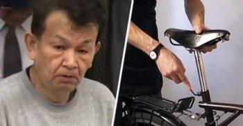 """Un bătrân a devenit """"hoț în serie"""" și a furat 159 de șei de bicicletă fiindcă și lui i-a furat-o cineva"""