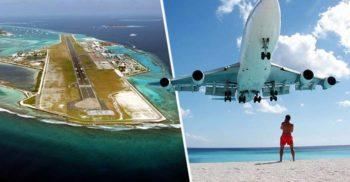 10 aeroporturi insulare superbe din lumea întreagă