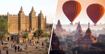 5 ruine fascinante din locuri exotice, pe care ți-ar plăcea să le vezi