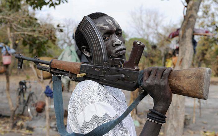 Africani razboi