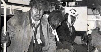 """Conductorul """"în transă"""": Misterul accidentului de metrou de la Moorgate"""