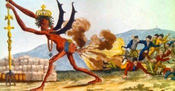 De ce credem în diavol? Este o apărare împotriva bolilor, arată un studiu