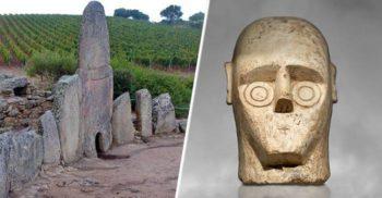 Mormintele uriașilor și războinicii de piatră din Sardinia