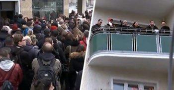 1.749 de oameni au stat la coadă ca să vadă un apartament de închiriat în Berlin