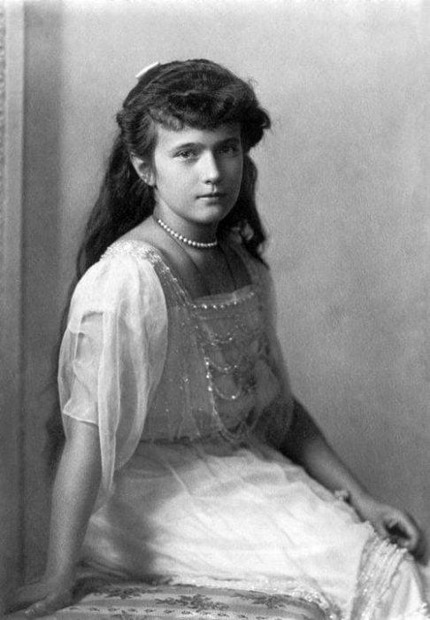 Anna Anderson, prințesa Anastasia