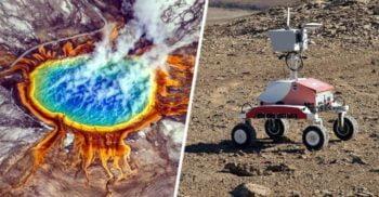 """Cele mai ciudate locuri de pe Terra: 10 regiuni cu aspect """"extraterestru"""""""