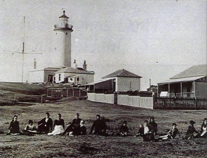 Farul Cape St George