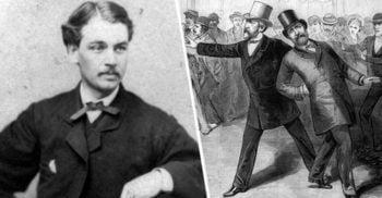 Ghinionistul fiu al lui Abraham Lincoln, martor la două asasinate prezidențiale