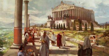 Herostrat piromanul grec care a rămas în istorie distrugând un templu