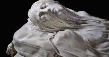"""Sculpturile de marmură """"imposibile"""" din Capela Sansevero di Sangro"""