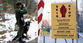 Un bărbat a construit o falsă graniță Rusia-Finlanda, taxând emigranții cu 11.000 de dolari