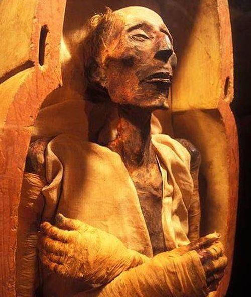 mumii faimoase