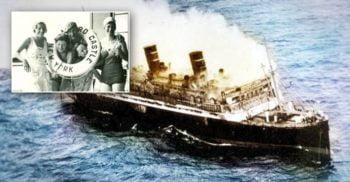 """""""Scapă cine poate!"""" Infernul de pe nava de croazieră lovită de dezastru în mod misterios"""