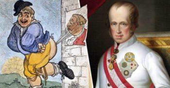 5 regi și regine care au suferit de mutații și defecte ereditare cauzate de consangvinizare