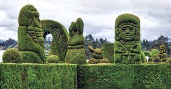 7 sculpturi botanice impresionante din jurul lumii