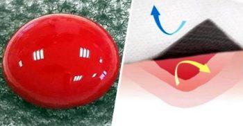 Au creat din întâmplare plasturele ideal, ce ajută la vindecare și nu se lipește de rană