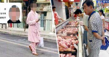 Autoritățile chineze își cer scuze după au umilit niște oameni care purtau pijamale pe stradă