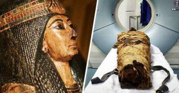 Liniște, vorbește mumia! Cum suna vocea unui preot egiptean de acum 3.000 de ani