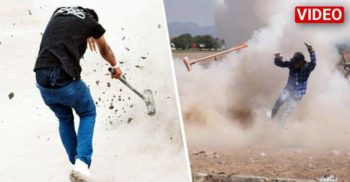 Festivalul ciocanelor care explodează, distracția care nu a putut fi interzisă