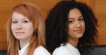 Lucy și Maria: Cazul bizar al gemenelor care nu par a fi înrudite
