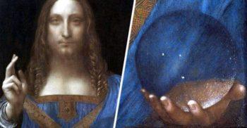 Misterul sferei din pictura Salvator Mundi, atribuită lui da Vinci, se adâncește