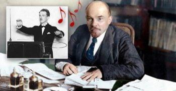 Thereminul, instrumentul muzical la care cânți fără să-l atingi, preferatul lui Lenin