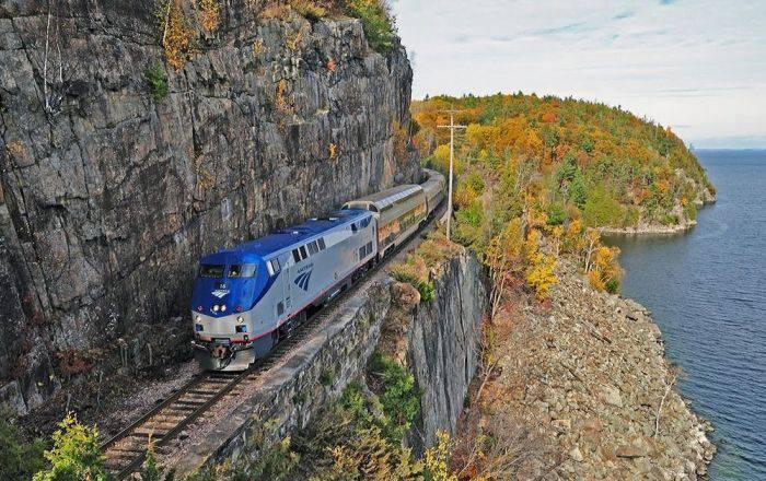 Cele mai frumoase drumuri cu trenul