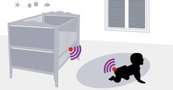 """A fost creat scutecul """"inteligent"""", cu cip RFID, care te anunță când e umed"""